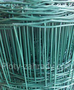 Zvárané pletivo poplastované zelené je vyššia rada oplotenia