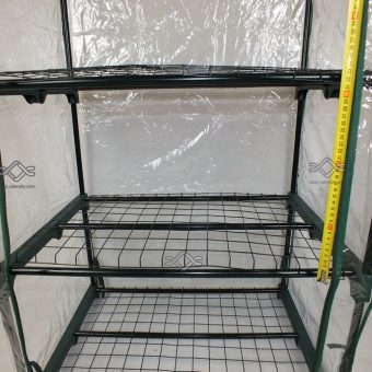 Balkónový skleník cená