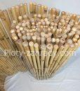 Bambusová rohož zo štiepaného bambusu je výborná dekorácia do záhrad, na balkóny a terasy (7)