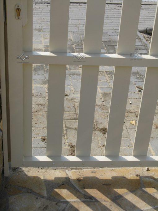 Hliníkové ploty a brány