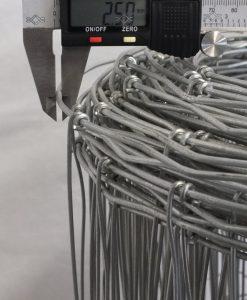 Lesnícke uzlové pletivo 800 mm cena