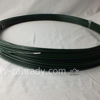 Napínací drôt poplastovaný cená