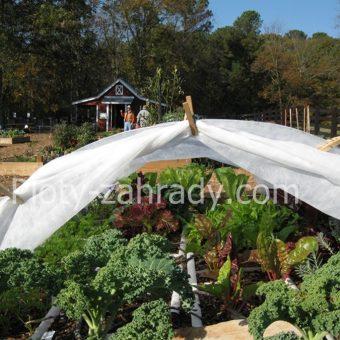 Netkaná textília pre ochranu rastlín cená