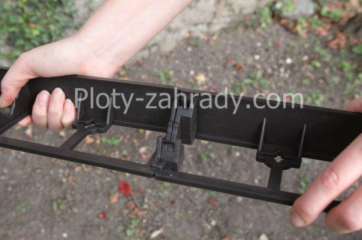 Plastové obrubníky cená, všestranne využiteľný plastový obrubník, ktorý sa uplatní pri oddeľovaní rôznych plôch v záhrade