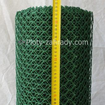Plastové pletivo je ideálne do záhrady, na brány, na ohradenie hydiny cená