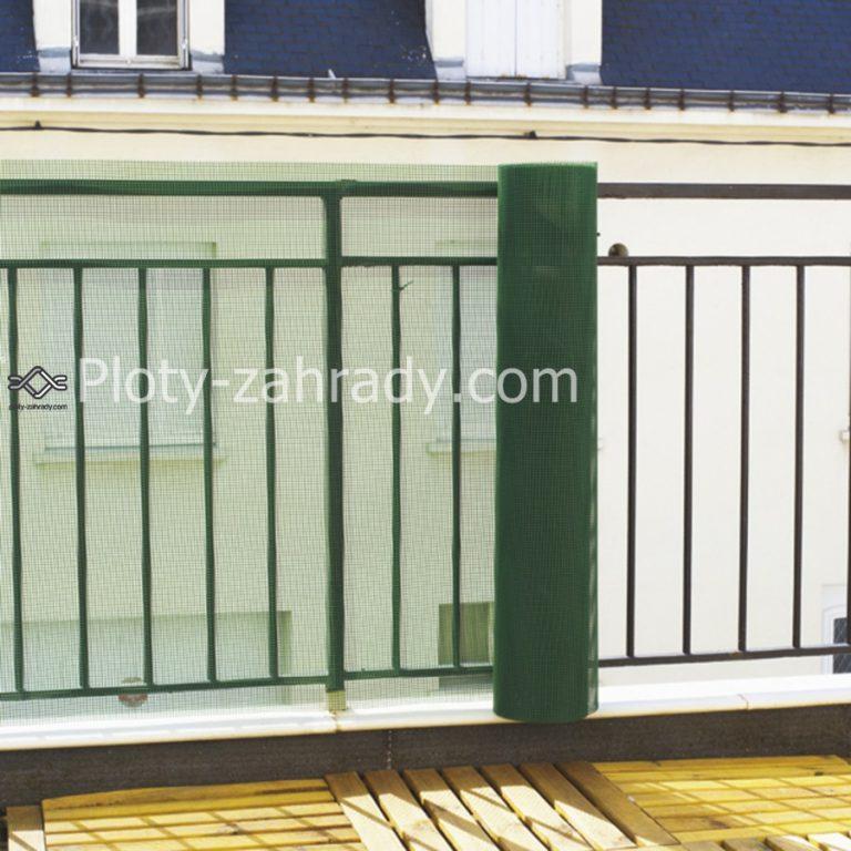 Plastové pletivo na balkóny cená