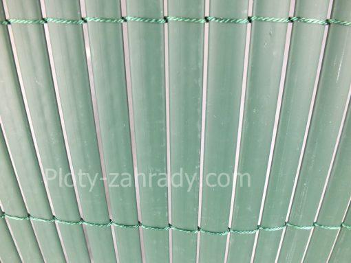 Plastové bambusové rohože zelené cená