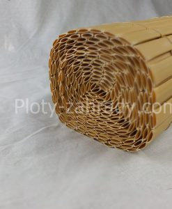 Umelé bambusové ploty