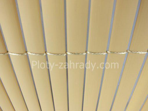 umelé bambusové ploty cena