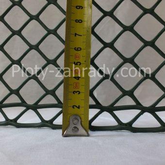 Pletivo plastové ohradové je ideálne do záhrady, na brány, na ohradenie hydiny cená