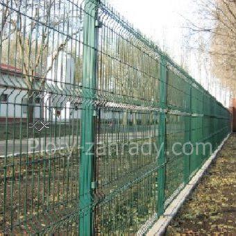 Plotové panely poplastované 2030 mm cená