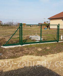 Plotové panely poplastované 1530 mm cená