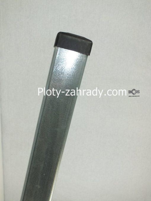 Stĺpik štvorhranný 60×40 mm