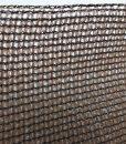 Tieniaca sieťka hnedá – zatienenie 80 % cená (1) másolata