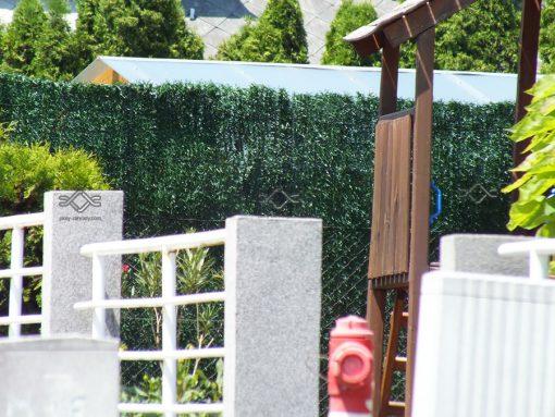 Umelý živý plot je určený pre tienenie proti nežiadúcim pohľadom.cená