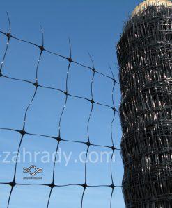 Sieťka pre chov bažanta 50x50mm z plastu cená