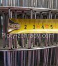 Zvárané pletivá cená 50,8 x 25,4 mm