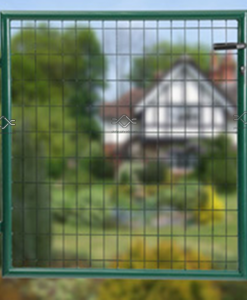 Záhradná bránka jednokrídlová