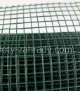 Zvárané pletivo na klietky - poplastované. Vhodné najmä na voliéry pre vtákov, klietky pre zajace a rôzne chovateľské účely cená